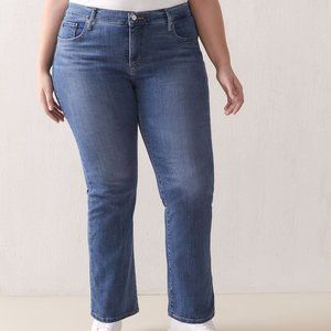 💜2/$24 Levi's 315 Shaping Boot Cut Stretchy Jeans